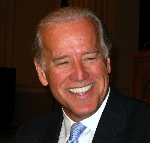 biden close up