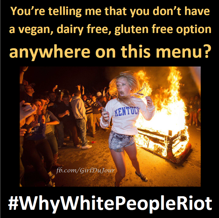 Why White People Riot Girl Du Jour