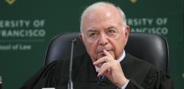 Justice Marvin Baxter Image via SCRP gdj